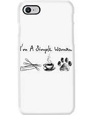 Canoeing - I'm A Simple Woman Phone Case thumbnail