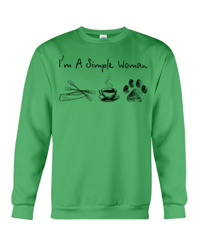 Canoeing - I'm A Simple Woman