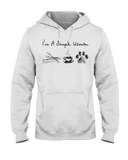 Canoeing - I'm A Simple Woman Hooded Sweatshirt thumbnail