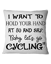 Cycle - Hold Your Hand Square Pillowcase front