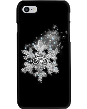 Cycle - Snowflake Phone Case thumbnail