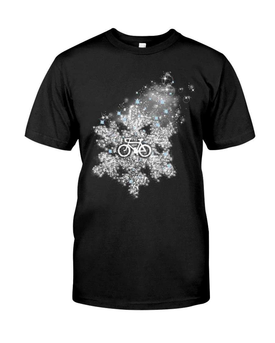 Cycle - Snowflake Classic T-Shirt