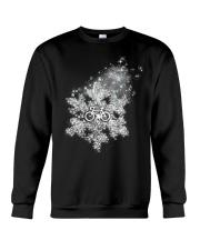 Cycle - Snowflake Crewneck Sweatshirt thumbnail