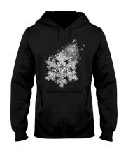 Cycle - Snowflake Hooded Sweatshirt thumbnail