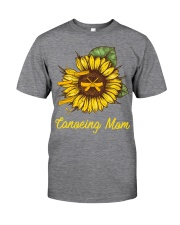 Canoeing - Sunflower Classic T-Shirt front
