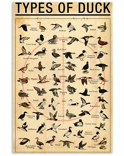 Duck Types Of Duck