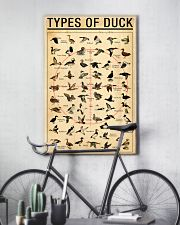 Duck Types Of Duck 11x17 Poster lifestyle-poster-7