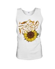 Kayaking - Sunflower Unisex Tank thumbnail
