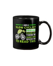 Cycle - I Am A Slow Cyclist Mug thumbnail
