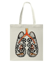 Cycle - Breathe Tote Bag thumbnail