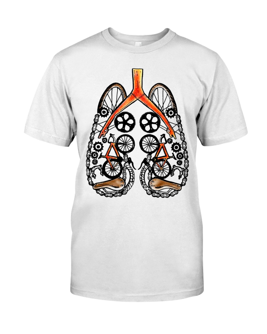 Cycle - Breathe Classic T-Shirt