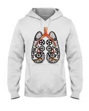 Cycle - Breathe Hooded Sweatshirt thumbnail