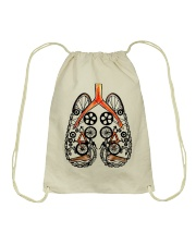 Cycle - Breathe Drawstring Bag thumbnail