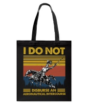 Temp Aeronautical Intercourse Tote Bag thumbnail