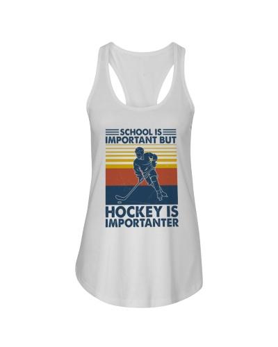 Hockey School Is Important
