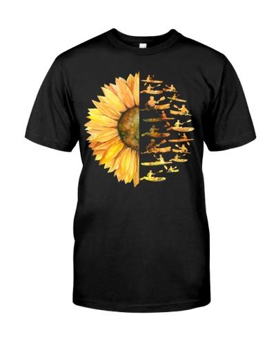 Kayaking - Sunflower