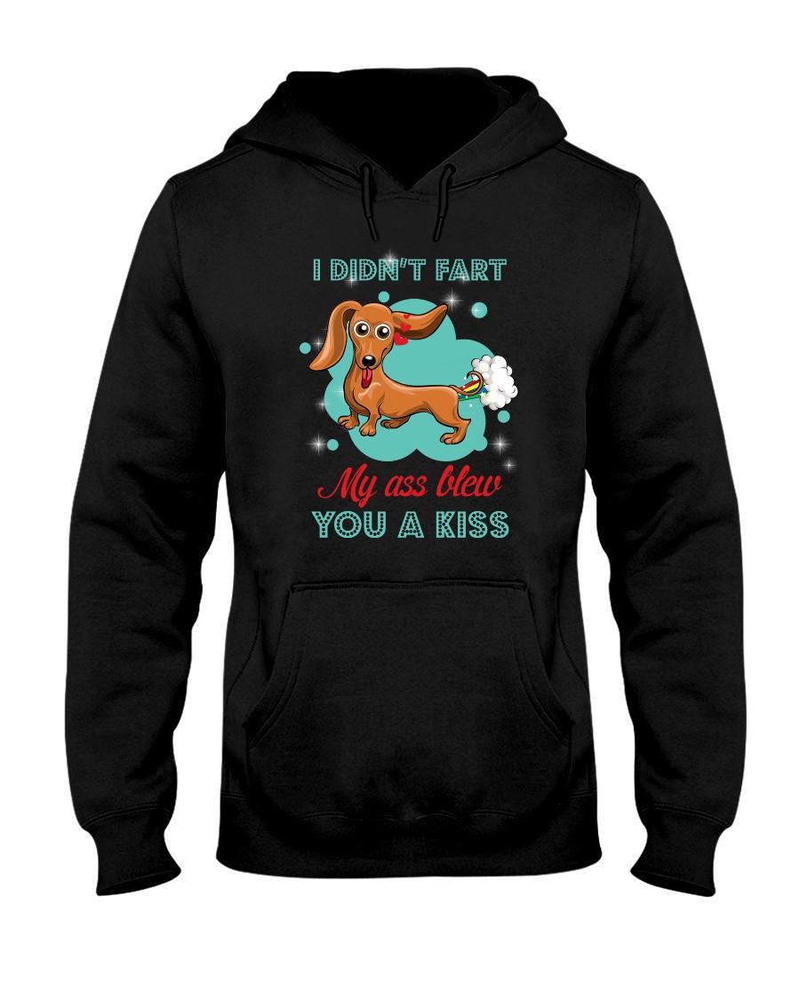 Dachshund - I Didn't Fart Hooded Sweatshirt