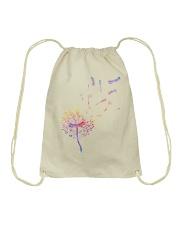 Canoeing - Fly Drawstring Bag thumbnail