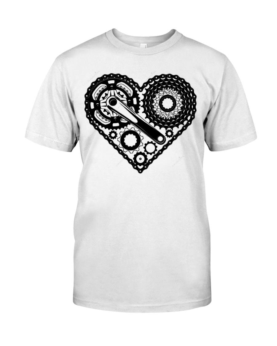 Cycle - Heart Classic T-Shirt