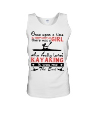 Kayaking - Once Upon A Time Unisex Tank thumbnail