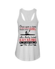 Kayaking - Once Upon A Time Ladies Flowy Tank thumbnail