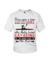Kayaking - Once Upon A Time Youth T-Shirt thumbnail