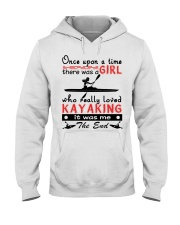 Kayaking - Once Upon A Time Hooded Sweatshirt thumbnail