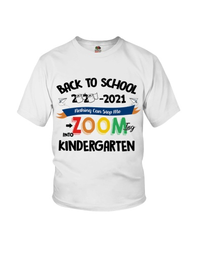 Back To School Zooming Into Kindergarten