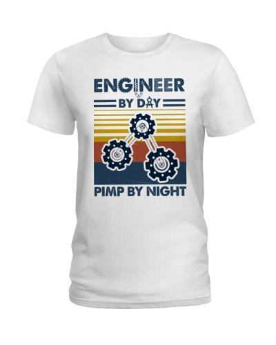 Engineer Pimp By Night
