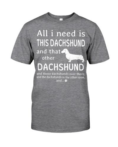Dachshund - All I Need