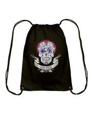 Cycle - Skull Drawstring Bag thumbnail