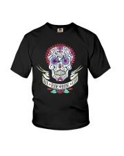 Cycle - Skull Youth T-Shirt thumbnail