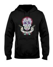 Cycle - Skull Hooded Sweatshirt thumbnail