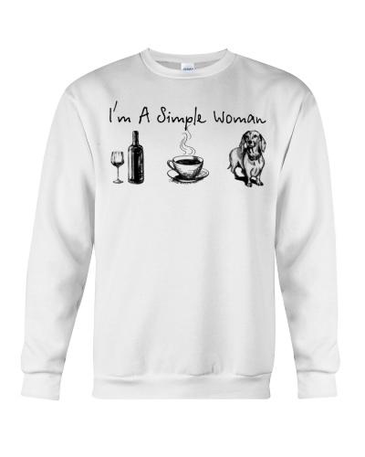 Dachshund - I Am A Simple Woman