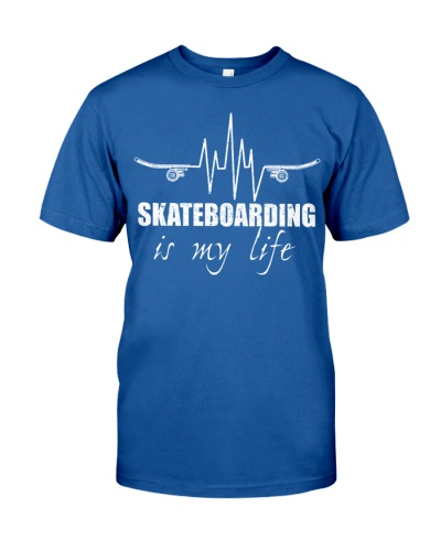 Skateboarding - Skateboarding Is My Life