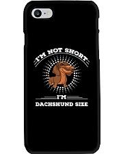Dachshund - I'm Dachshund Size Phone Case thumbnail