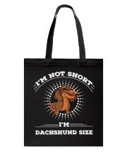 Dachshund - I'm Dachshund Size Tote Bag thumbnail
