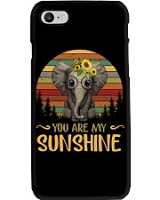 Elephant People Phone Case tile