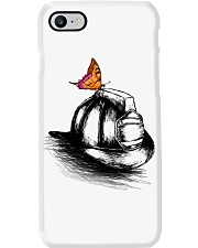 Firefighter - Hat Phone Case thumbnail