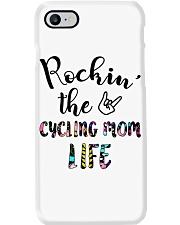 Cycle - Rockin' The Cycling Mom Life Phone Case thumbnail
