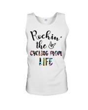Cycle - Rockin' The Cycling Mom Life Unisex Tank thumbnail