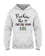 Cycle - Rockin' The Cycling Mom Life Hooded Sweatshirt thumbnail