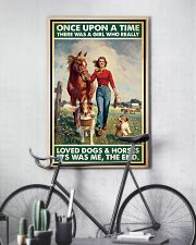HORSE ONCE UPON A TIME 11x17 Poster lifestyle-poster-7