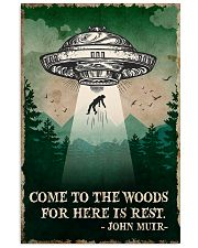 Camping Come To The Woods Poster 11x17 Poster front