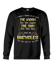 Cycle - I Need 3 Things In My Life Crewneck Sweatshirt thumbnail
