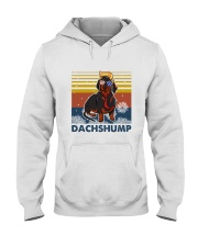 Funny Independence Day Dachshump Hooded Sweatshirt thumbnail