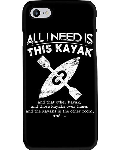 Kayaking - All I Need