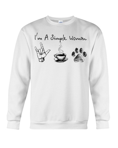 Sign Language - I'm A Simple Woman