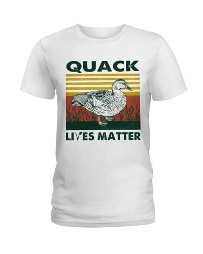 Duck Quack Lives Matter