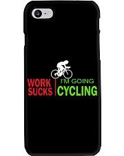 Cycle - Work Sucks Phone Case thumbnail